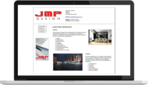 JMP Design, lighting design service, Helston, Cornwall. www.jmpdesign.co.uk
