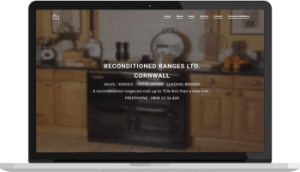 Reconditioned Ranges of Scorrier, Cornwall. www.reconditionedrangesltd.com